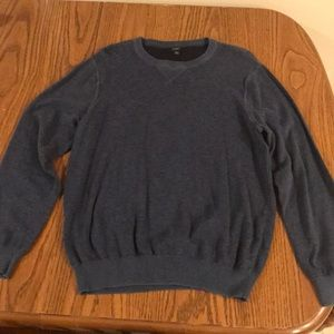 J. Crew Blue Sweater